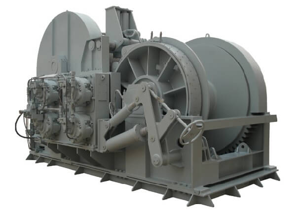 MARINE DECK MACHINERY (CATEGORY)